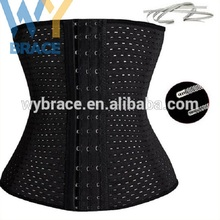 Adjustable Breathable Waist Training Body Shaper Hollow Corset