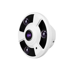 Fish eyes 360 degree,IP CAMERA,1Megpixel, 720p, hot Sale