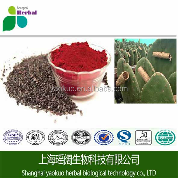 High quality Natural Food Colorant dry cochineal/ cochineal carmine/cochineal carmine powder