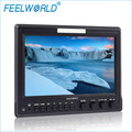 FEELWORLD 7 inch professional sdi monitor used jib cranes with HDMI to SDI conversion