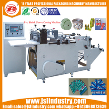 China Cheap Price High Speed PVC Shrink Sleeve Bottle(Caps) Label Cutting Machine