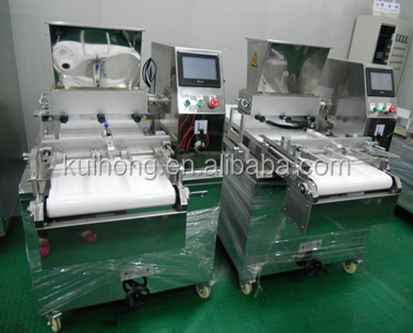High-performance and Smart factory direct sells Automatic dessert machine/cookie biscuit making