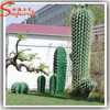 Guangzhou factory cheap wholesale outdoor artificial fake plastic large cactus plants and trees outdoor gardens decoration