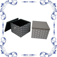 Big Paper Covered Storage Boxes