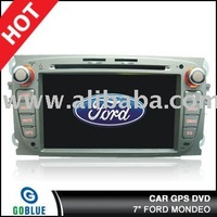7 inch car dvd player speical for FORD MONDEO with high resolution digital touch screen ,gps ,bluetooth,TV,radio,ipod