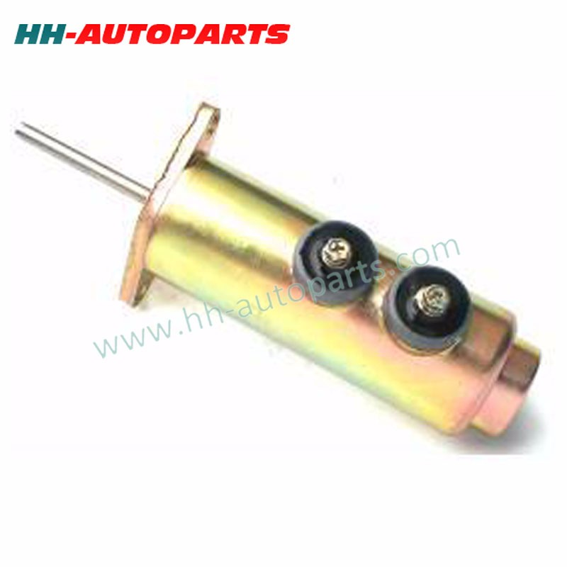 EXCAVATOR 110-6465 24V Solenoid Valve for Caterpillar Parts 6T-4122 Fuel Stop Solenoid with 2 terminals