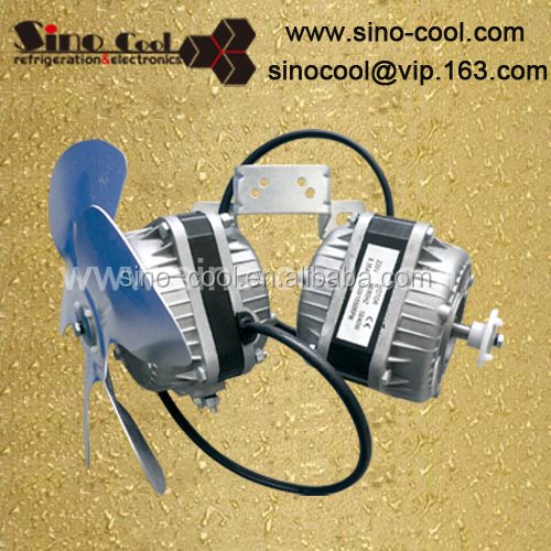 220V/110V Shaded pole Fridge refrigerator fan motor