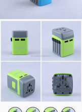 2014 New Idea Gift Items , inspirational gifts for men items multi travel charger for sale (MPC-N4)