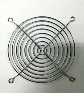 China venda quente Metal Fio Fan Guard Cover Grills