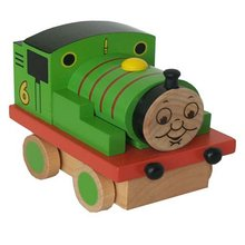 Kids wooden thomas train toys,TM0169