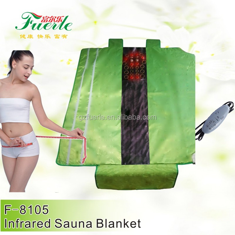 Newest,Infrared weight loss blanket,Far infrared sauna blanket with massage function