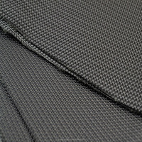 100% polyester waterproof jacquard oxford pu coated
