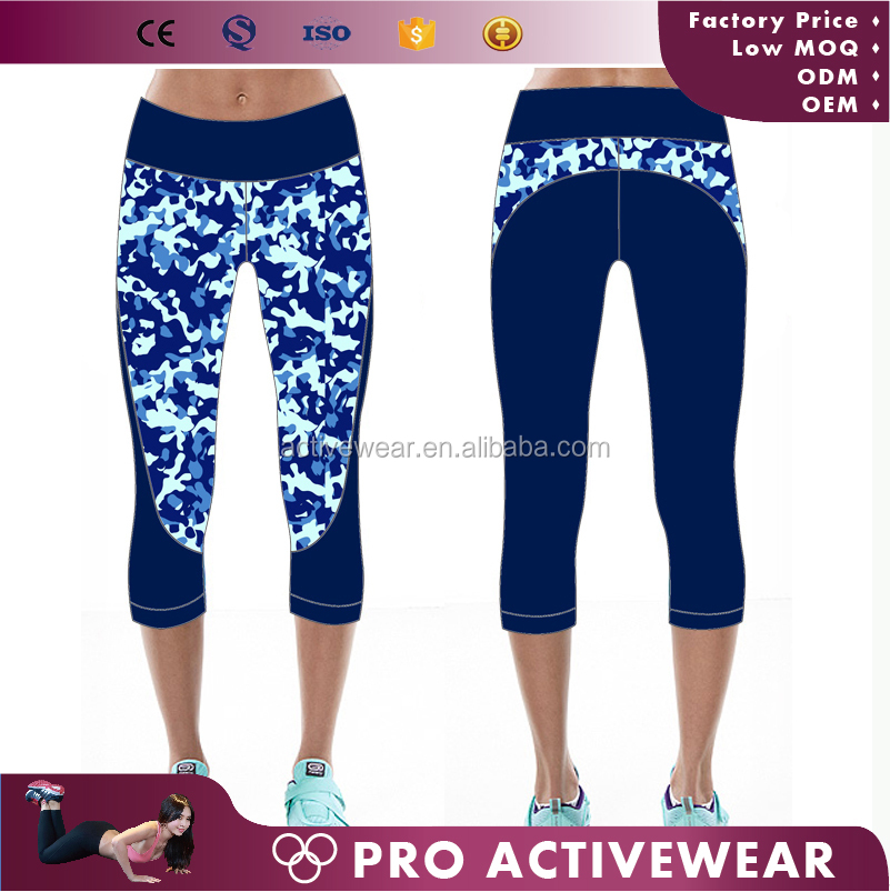 List Manufacturers of Compression Capri, Buy Compression Capri ...