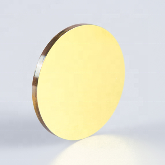 Dia 25mm silicon high reflective coatings mirrors 10.6um <strong>C02</strong>