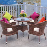 Rattan Wicker Outdoor Garden Furniture Coffee