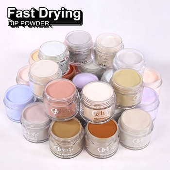 Newest Acrylic Color Dip Powder Gel for Nail Polish Manicure Wholesale