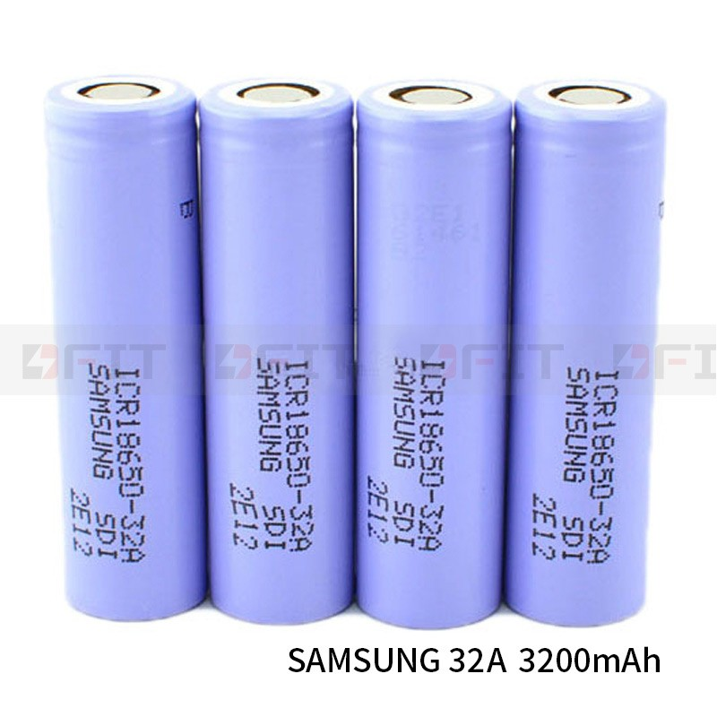 China manufacturer Samsung 30A 3000mAh 3.7V rechargeable li-ion 18650 battery for power tools