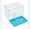 Folding metal xxl puppy dog crate JF-PCP-559