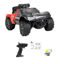 1:18 2.4G Remote Control Car Racing High Speed RC Toy Cars For Sale