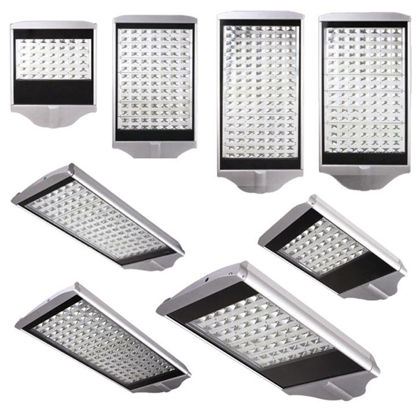 2017 hot sale ip65 motion sensor wholesale outdoor high lumen 50w -200W led street light with good price