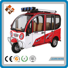 China supply passenger taxi electric tricycle rickshaw