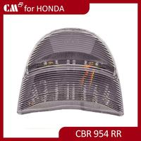 Motorcycle Parts ABS clear or smoke lens LED tail light lamp for Honda CBR 954