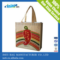 Promotional product canvas cotton tote bags gift