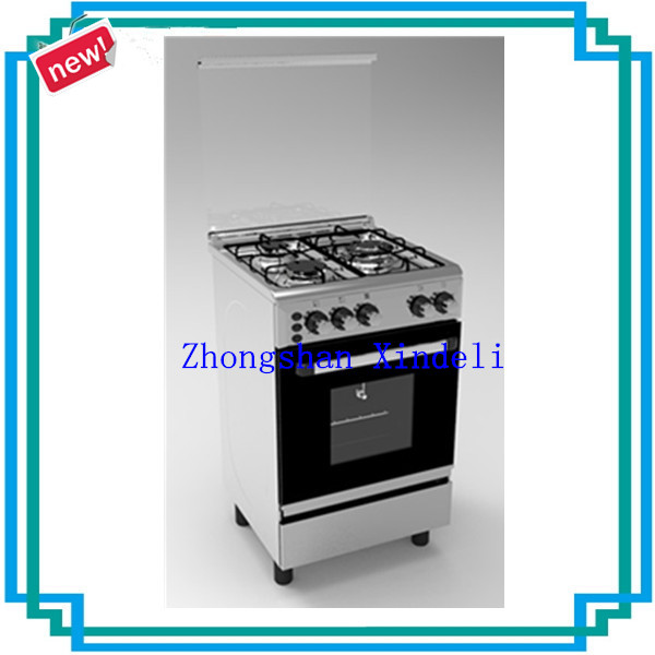 Turkey style Free Stand Cooking Range prices 4 burner for demestic appliance spare parts