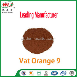 Dyestuff manufacturer/Vat Orange 9/Vat dye Golden Orange G candle dye
