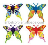 "27"" INFLATABLE BUTTERFLY INSECT WATER BLOW UP TOY NEW"