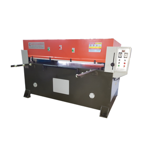 fabric strip and jeans fabric cutting machine with switch board