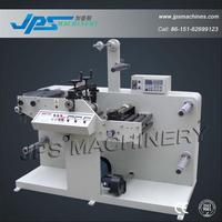 JPS-320/420C Self-adhesive Label Rotary Die Cutting Machine With Slitting Function