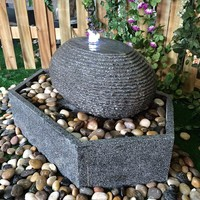 wholesale Naturel water fountain for home and garden decoration outdoor water fountain