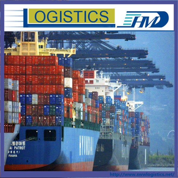 International sea freight from China to Bremenhaven Germany