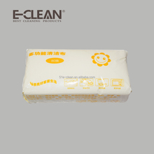 Kitchen Cleaning roll Spunlaced Nonwoven Cloth for Household Cleaning