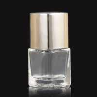 8ml square shape wholesale empty bottle nail polish