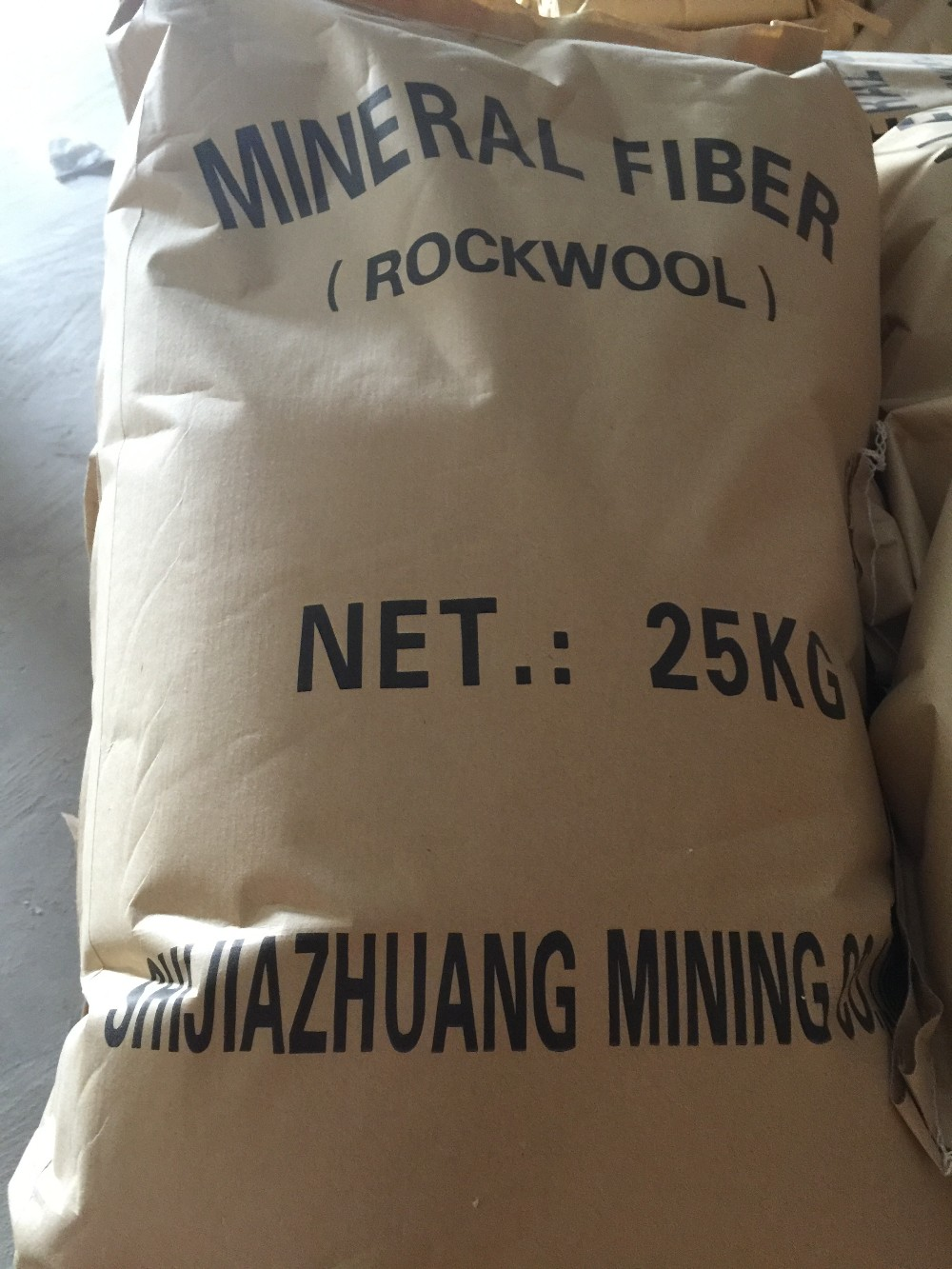 Mineral wool insulation price mineral wool