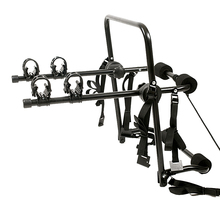 Sahoo OEM Accepted 2 Bikes Loadings 6KG Steel Trunk Mounted Car Bike Rack Carrier