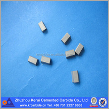 OEM Tungsten Carbide Insert For Threading Turning Tool C Type Made Of Cemented Carbide