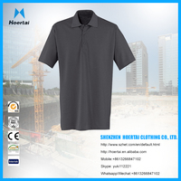 Hoertai- Cheap Gray Polo Shirt for Men