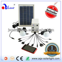 Portable Solar Power Camping Kit