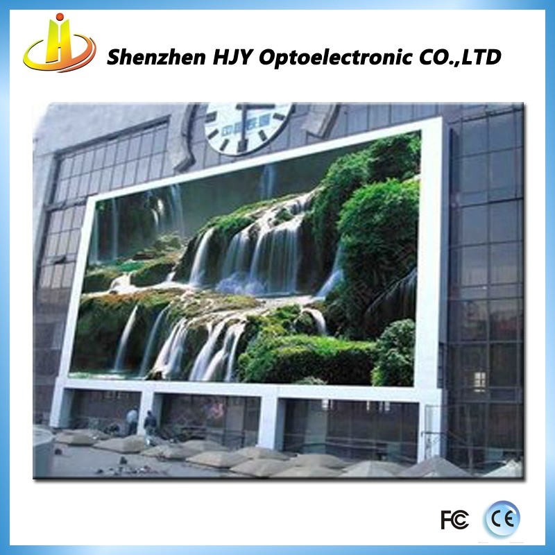 LightS alibaba express free control software p16 outdoor full color led display for sale