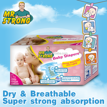 Super absorption baby diaper for baby care