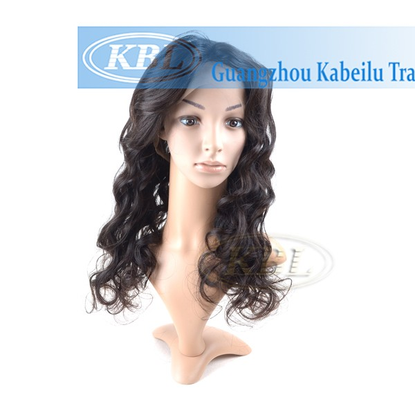 Best Quality 100% unprocessed online wig sites,party wigs for men
