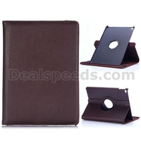 Fashion Stand PU Leather Case for iPad Air