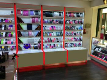 Display showcase furniture design for mobile shop names for Mobel onlineshop design