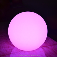 Intelligent battery led light balls user-friendly led ball decorative bar and home