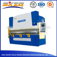 China WC67 automatic hydraulic press brake used price, amada press brake price