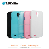 Hot Sale 2D Sublimation Plastic Phone Case For Samsung Galaxy S4, I9500