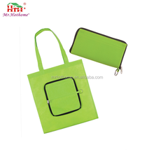 Professional manufacture folding shopping tote bags for promotion
